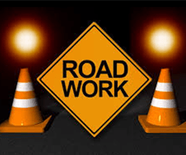 Road Work Image